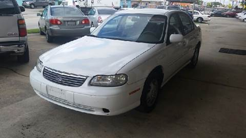 1999 Chevrolet Malibu for sale at Eastside Auto Brokers LLC in Fort Myers FL