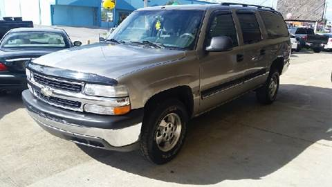 2001 Chevrolet Suburban for sale at Eastside Auto Brokers LLC in Fort Myers FL