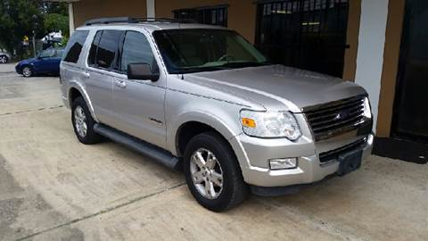 2007 Ford Explorer for sale at Eastside Auto Brokers LLC in Fort Myers FL