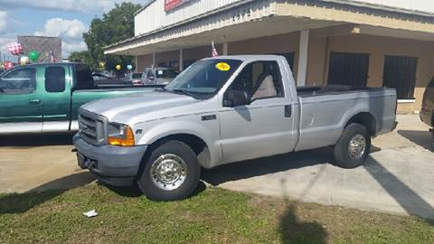 2001 Ford F-250 Super Duty for sale at Eastside Auto Brokers LLC in Fort Myers FL