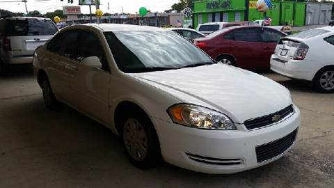 2006 Chevrolet Impala for sale at Eastside Auto Brokers LLC in Fort Myers FL