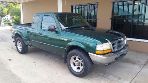 1999 Ford Ranger for sale at Eastside Auto Brokers LLC in Fort Myers FL