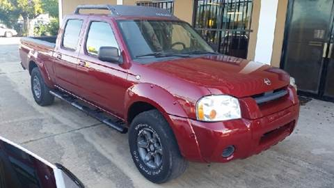 2004 Nissan Frontier for sale at Eastside Auto Brokers LLC in Fort Myers FL