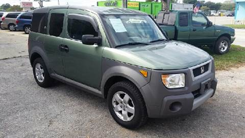 2005 Honda Element for sale at Eastside Auto Brokers LLC in Fort Myers FL