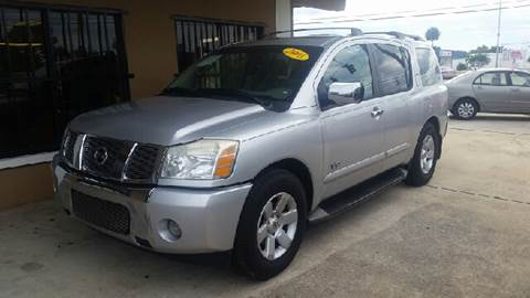 2005 Nissan Armada for sale at Eastside Auto Brokers LLC in Fort Myers FL