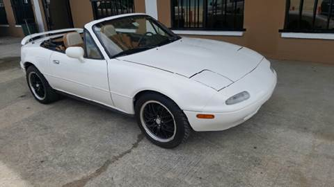 1996 Mazda MX-5 Miata for sale at Eastside Auto Brokers LLC in Fort Myers FL