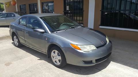 2006 Saturn Ion for sale at Eastside Auto Brokers LLC in Fort Myers FL