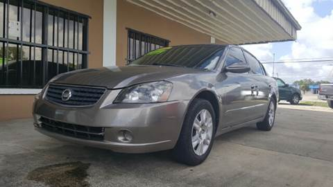 2006 Nissan Altima for sale at Eastside Auto Brokers LLC in Fort Myers FL