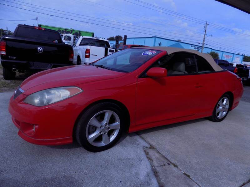 2006 Toyota Camry Solara for sale at Eastside Auto Brokers LLC in Fort Myers FL