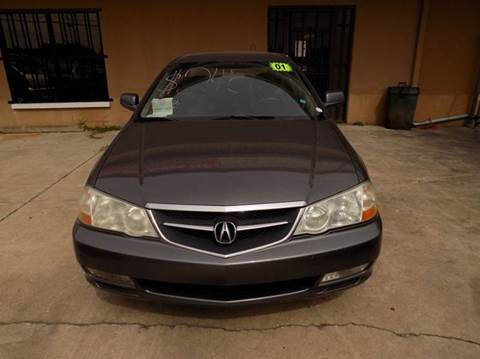 2002 Acura TL for sale at Eastside Auto Brokers LLC in Fort Myers FL