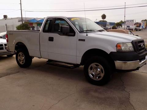 2005 Ford F-150 for sale at Eastside Auto Brokers LLC in Fort Myers FL