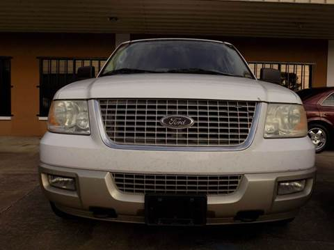 2005 Ford Expedition for sale at Eastside Auto Brokers LLC in Fort Myers FL