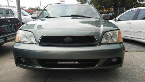 2003 Subaru Legacy for sale at Eastside Auto Brokers LLC in Fort Myers FL
