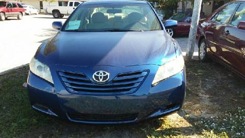 2007 Toyota Camry for sale at Eastside Auto Brokers LLC in Fort Myers FL