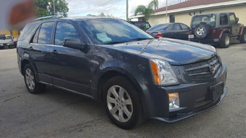 2009 Cadillac SRX for sale at Eastside Auto Brokers LLC in Fort Myers FL