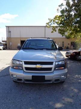 2006 Chevrolet TrailBlazer for sale at Eastside Auto Brokers LLC in Fort Myers FL