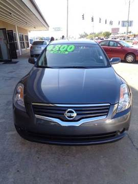 2009 Nissan Altima for sale at Eastside Auto Brokers LLC in Fort Myers FL