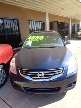 2010 Nissan Altima for sale at Eastside Auto Brokers LLC in Fort Myers FL