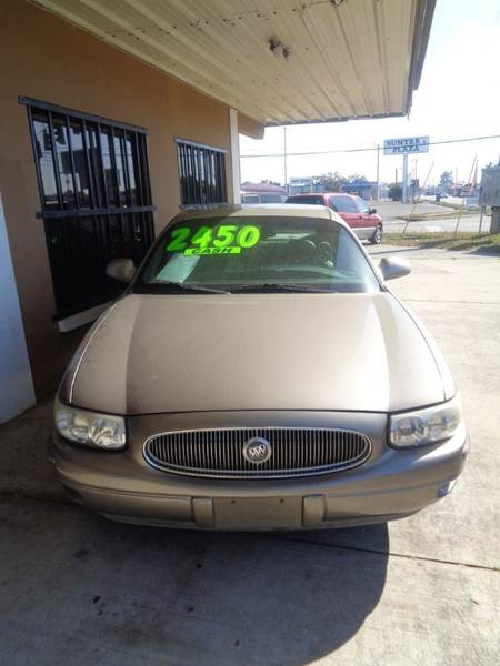 2000 Buick LeSabre for sale at Eastside Auto Brokers LLC in Fort Myers FL