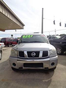 2007 Nissan Titan for sale at Eastside Auto Brokers LLC in Fort Myers FL