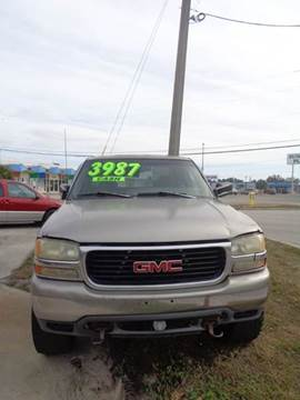 2000 GMC Sierra 1500 for sale at Eastside Auto Brokers LLC in Fort Myers FL
