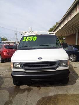 2001 Ford E-Series Cargo for sale at Eastside Auto Brokers LLC in Fort Myers FL
