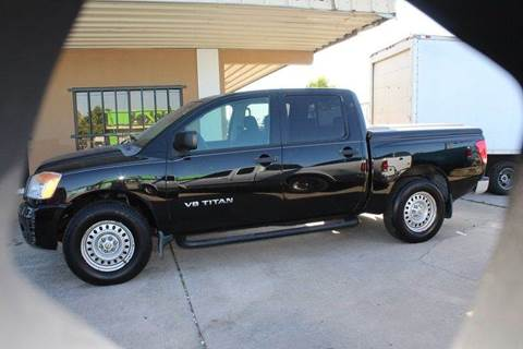 2008 Nissan Titan for sale at Eastside Auto Brokers LLC in Fort Myers FL