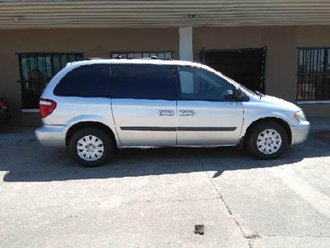 2007 Chrysler Town and Country for sale at Eastside Auto Brokers LLC in Fort Myers FL