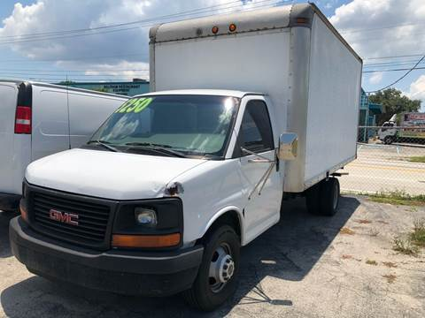2003 GMC Savana Cargo for sale at Eastside Auto Brokers LLC in Fort Myers FL