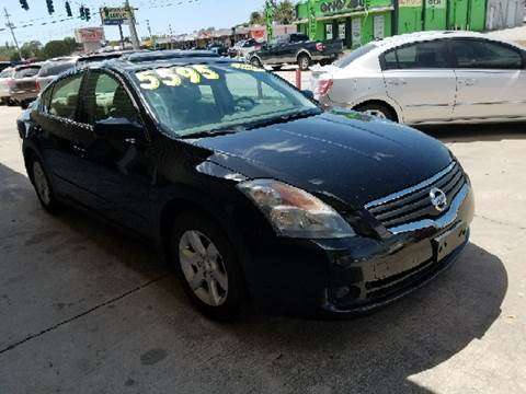 2008 Nissan Altima for sale at Eastside Auto Brokers LLC in Fort Myers FL