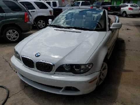 2006 BMW 3 Series for sale at Eastside Auto Brokers LLC in Fort Myers FL