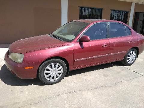 2003 Hyundai Elantra for sale at Eastside Auto Brokers LLC in Fort Myers FL