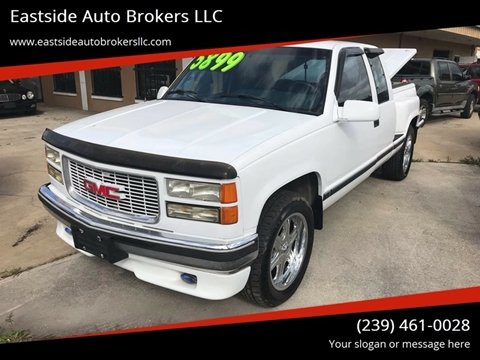 1995 GMC Sierra 1500 for sale in Fort Myers, FL