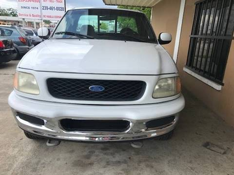 1997 Ford F-150 for sale in Fort Myers, FL