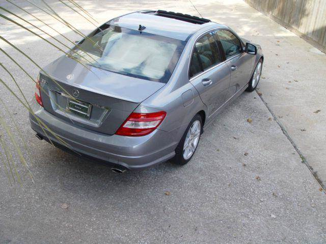 2008 Mercedes-Benz C-Class for sale at Cars-yachtsusa.com in League City TX