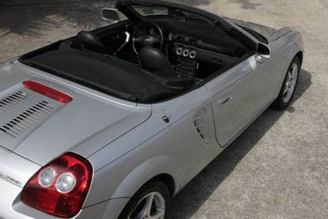 2003 Toyota MR2 Spyder for sale at Cars-yachtsusa.com in League City TX