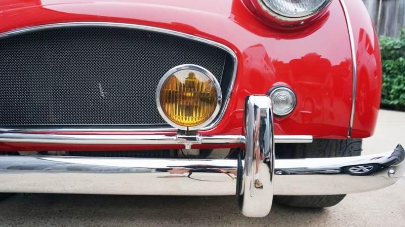 1957 Triumph TR3 for sale in Nassau Bay, TX
