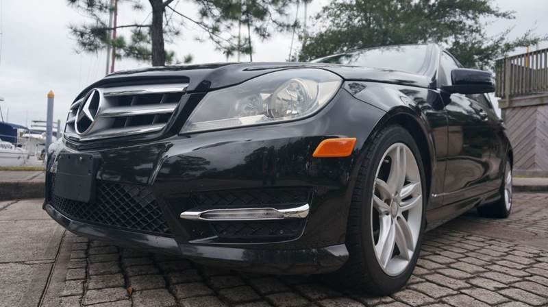 2012 Mercedes-Benz C-Class for sale in League City, TX