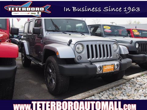 2018 Jeep Wrangler Unlimited for sale in Little Ferry, NJ