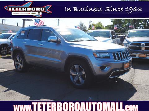 2015 Jeep Grand Cherokee for sale in Little Ferry, NJ