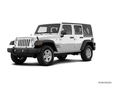 2016 Jeep Wrangler Unlimited for sale in Little Ferry, NJ