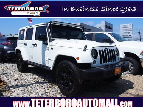 2015 Jeep Wrangler Unlimited for sale in Little Ferry, NJ