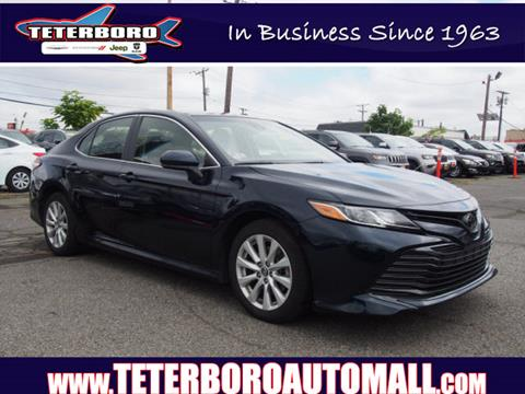 2018 Toyota Camry for sale in Little Ferry, NJ