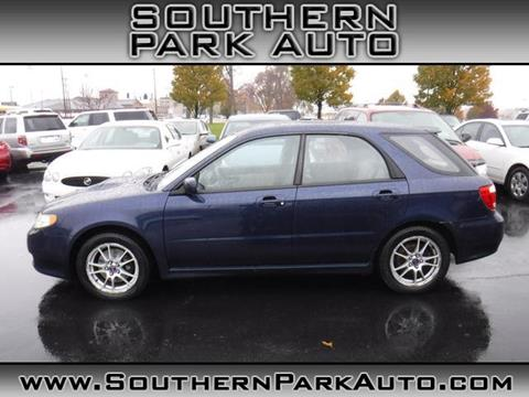 2005 Saab 9-2X for sale in Boardman, OH
