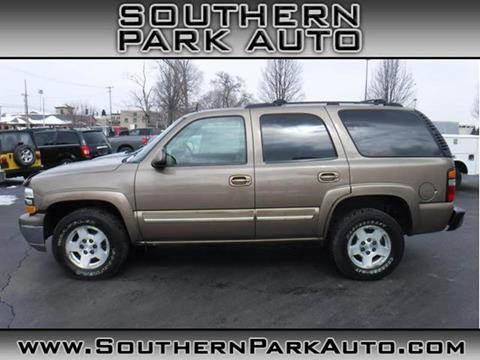 Park Auto Mall >> Suv For Sale In Boardman Oh Southern Park Auto Mall