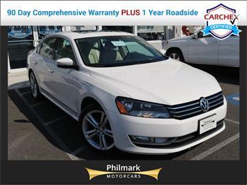 2015 Volkswagen Passat for sale in Camp Springs, MD