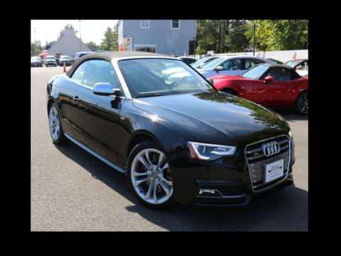 2015 Audi S5 for sale in Camp Springs, MD