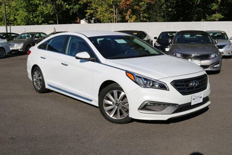 2015 Hyundai Sonata for sale in Camp Springs, MD