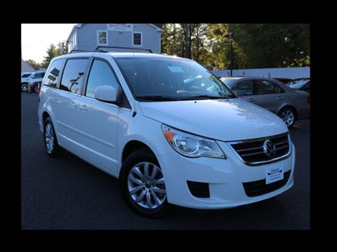 2012 Volkswagen Routan for sale in Camp Springs, MD
