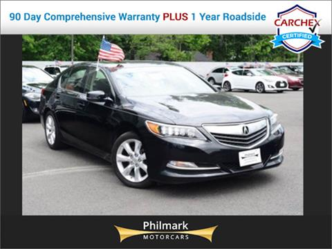 2014 Acura RLX for sale in Camp Springs, MD
